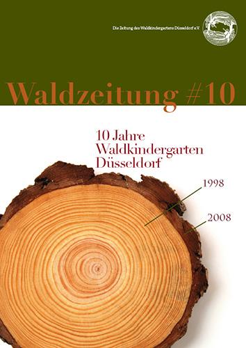 Waldzeitung #10 - Sommer 2008