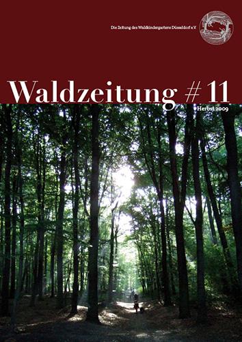 Waldzeitung #11 - Herbst 2009