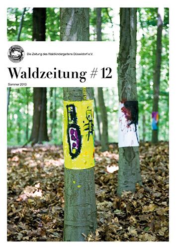 Waldzeitung #12 - Sommer 2012