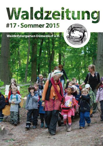 Waldzeitung #17 - Sommer 2015