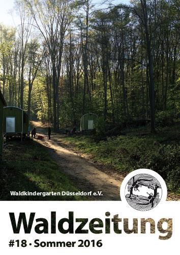 Waldzeitung #18 – Sommer 2016